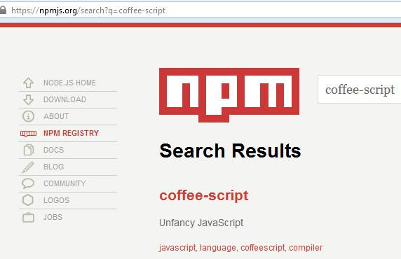npm 模块安装机制简介