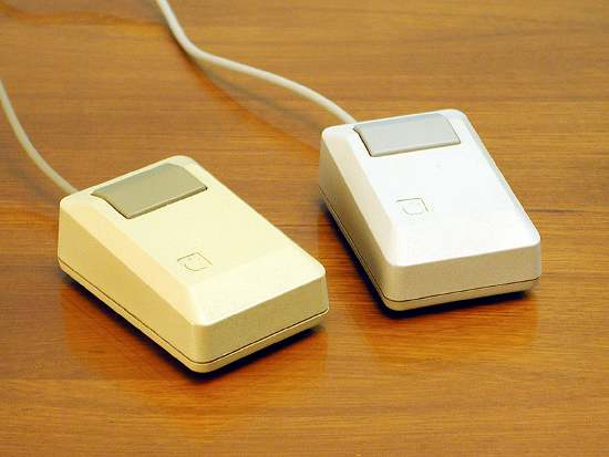 Apple II mouse